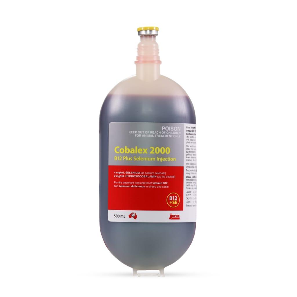 Cobalex 2000 B12 plus Selenium
