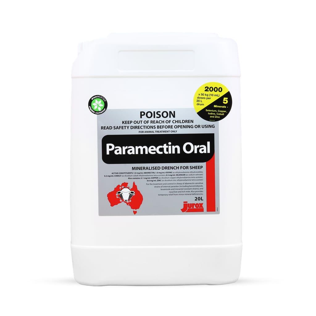 Paramectin® Oral