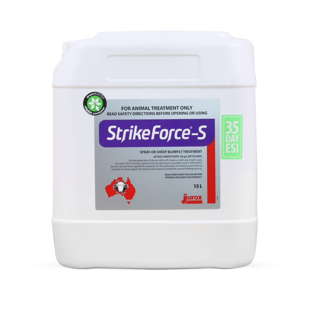 StrikeForce®-S